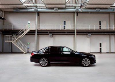 Mercedes E-klasse | Chauffeurstelefoon VIP Vervoer