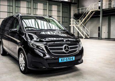Mercedes V-klasse | Chauffeurstelefoon VIP Vervoer